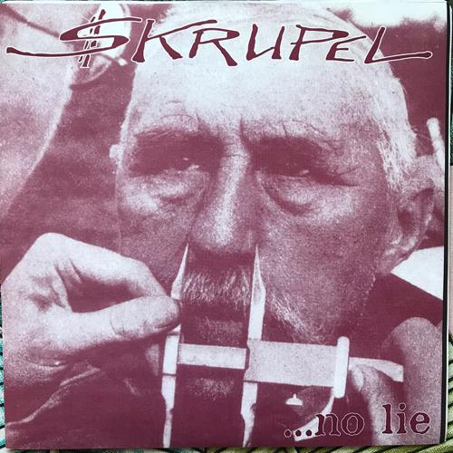 """SKRUPEL ...No Lie (Thought Crime - Germany original) (NM/EX) 7"""""""