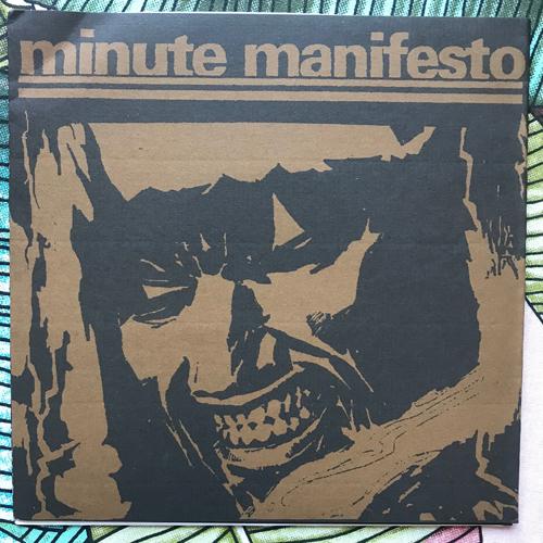 "SHANK / MINUTE MANIFESTO Split (Enslaved - UK original) (EX) 7"""