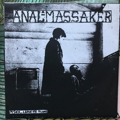 "ANAL MASSAKER / MUSICAL ARSE DECOMPOSITION Split (Vomited Chunx - Germany original) (EX) 7"""