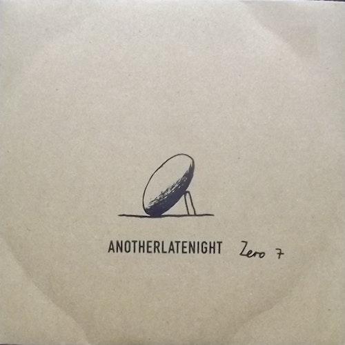 """ZERO 7 AnotherLateNight: Truth And Rights (Azuli - UK original) (VG+) 7"""""""