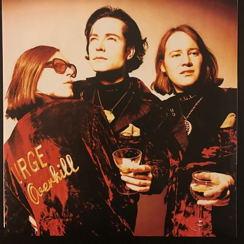 """URGE OVERKILL Now That's The Barclords (Yellow vinyl) (Sub Pop - USA original) (EX) 7"""""""