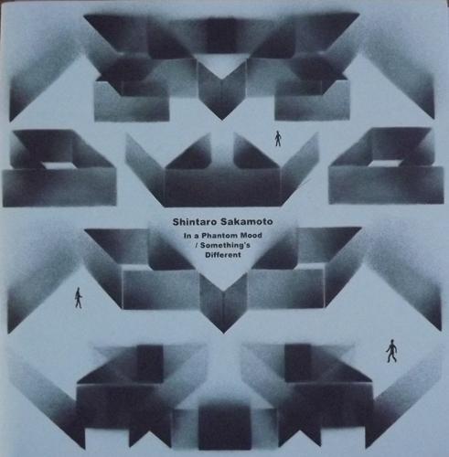 "SHINTARO SAKAMOTO In A Phantom Mood (Zelone - Japan original) (EX) 7"""