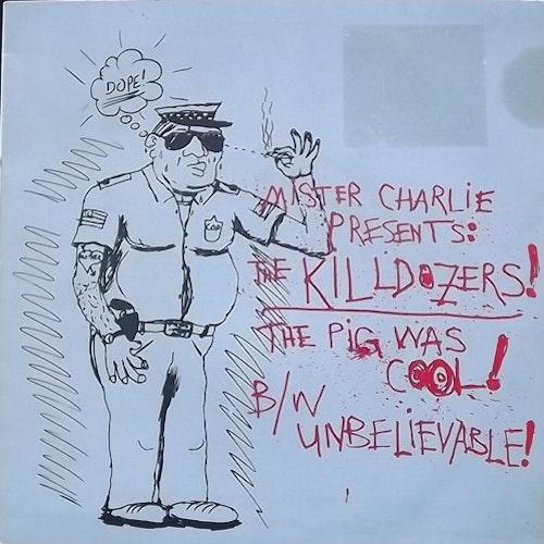 "KILLDOZER The Pig Was Cool! (Touch and Go - USA original) (VG/VG+) 7"""