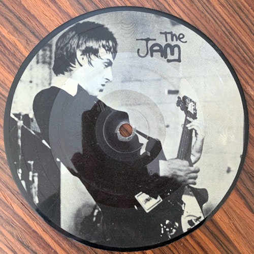 """JAM, the Heatwave On Oxford St (Kamikaze Kid - UK unofficial release) (F) PIC 7"""""""