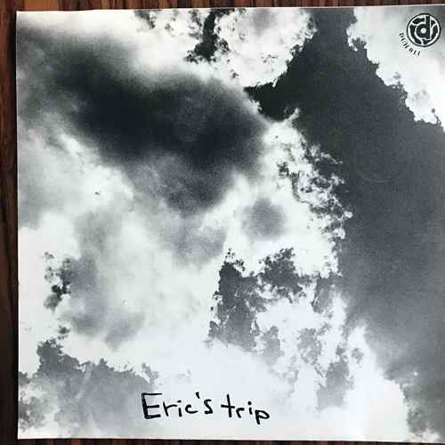 "ERIC'S TRIP Warm Girl (Red vinyl) (Derivative - Canada original) (EX) 7"""