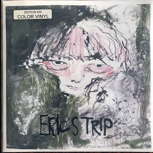 """ERIC'S TRIP Songs About Chris (Red vinyl) (Sub Pop - Germany original) (EX) 7"""""""