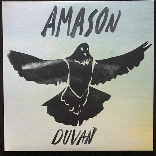 "AMASON Duvan (Ingrid - Sweden original) (NM) 7"""