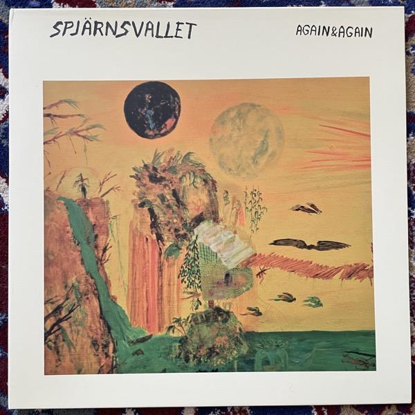 SPJÄRNSVALLET Again & Again (Omlott - Sweden original) (EX/NM) LP