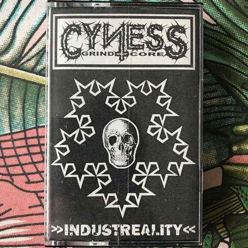 CYNESS Industreality (Self released - Germany original) (EX) TAPE