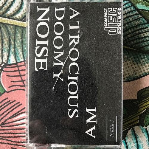 ATROCITY MASTER Atrocious Doomy Noise (Cadaverizer - Spain original) (EX) TAPE