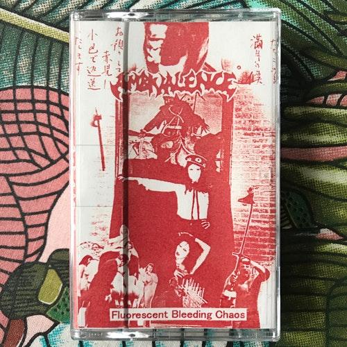 AMBIVALENCE Fluorescent Bleeding Chaos (Self released - Japan original) (EX) TAPE