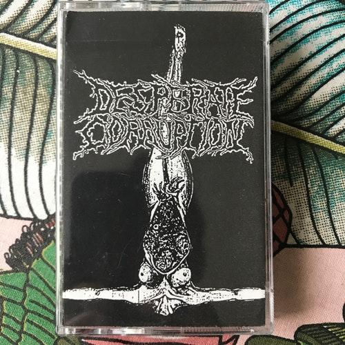DESPERATE CORRUPTION Abortion of Harm - Promo 1994 (Self released - Japan original) (EX) TAPE