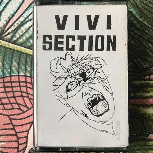 VIVISECTION 1st Demo 93 (Self released - Japan original) (EX) TAPE