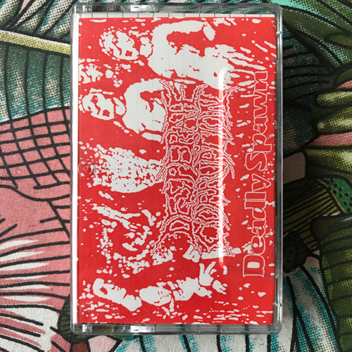 DESPERATE CORRUPTION Deadly Spawn (Self released - Japan original) (EX) TAPE