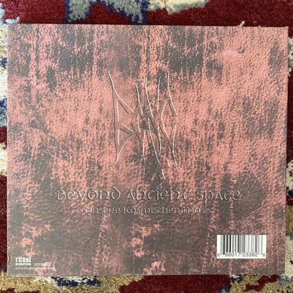 BONG Beyond Ancient Space (Ritual - UK original) (NM) CD