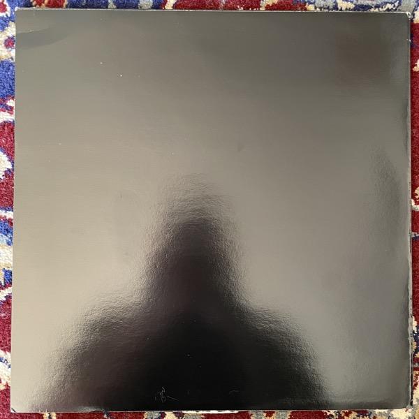 BONG / QUITTINIRPAAQ Exhalation / Tonight We Will Pretend We Are Human Beings (Blackest Rainbow - UK original) (VG+) LP