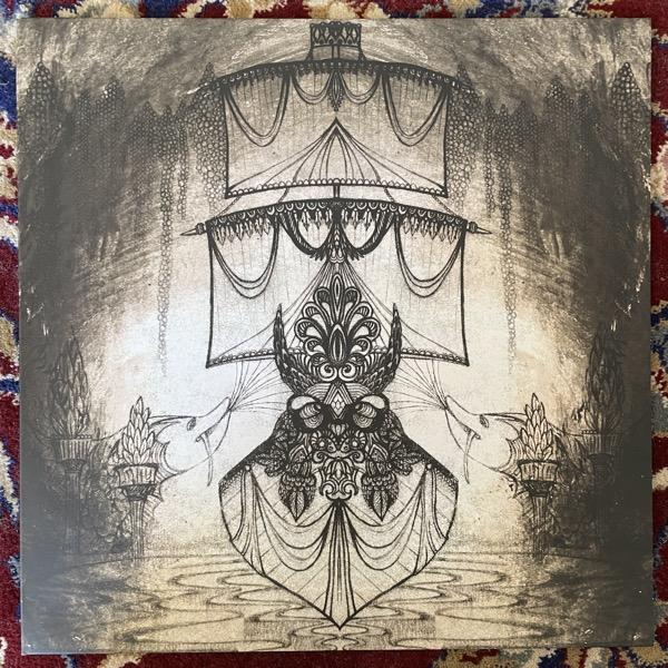 BONG Idle Days On The Yann (Gold/black vinyl) (Blackest Rainbow - UK original) (NM) LP