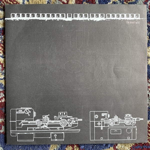 """SWITCHBLADE / THE JAM SESSION The Insect Split (Insect - Sweden original) (EX) 7"""""""