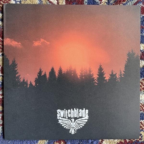 "SWITCHBLADE Switchblade Tour 2004 7"" (Clear vinyl) (Icarus - USA original) (EX/NM) 7"""