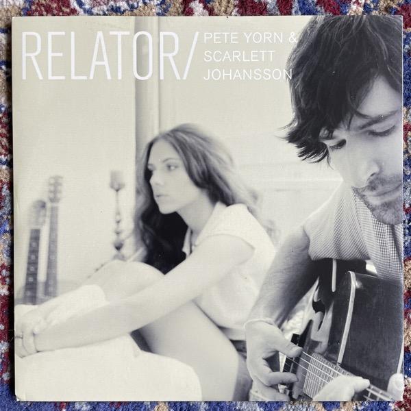 "PETE YORN & SCARLETT JOHANSSON Relator (ATCO - USA original) (EX) 7"""