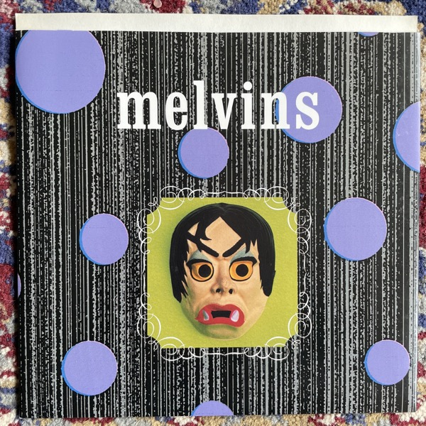 """MELVINS Brain Center (Ipecac - USA original) (EX) 7"""""""