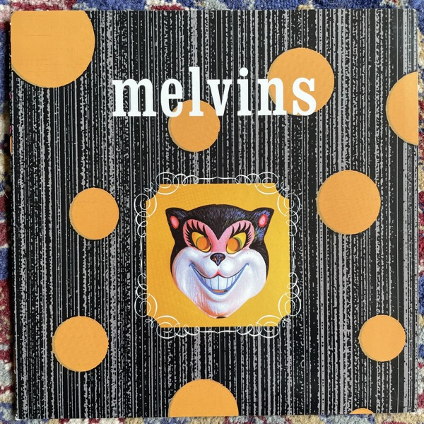 """MELVINS Judas Chang (Ipecac - USA original) (EX) 7"""""""