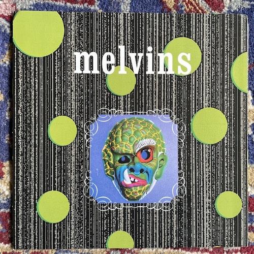 "MELVINS Fool (Ipecac - USA original) (EX) 7"""