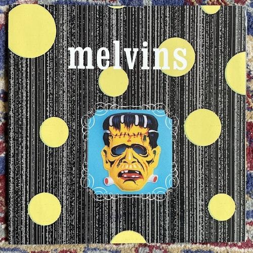 "MELVINS Dr. Geek (Ipecac - USA original) (EX) 7"""