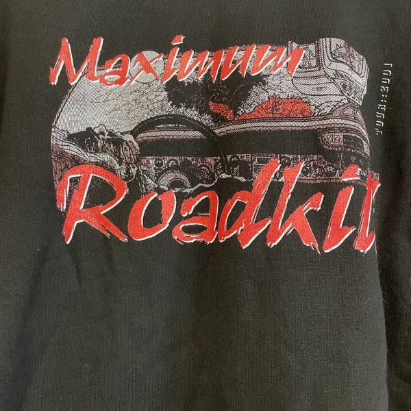 MAXIMUM ROADKILL Tour 2001 (L) (USED) HOODIE