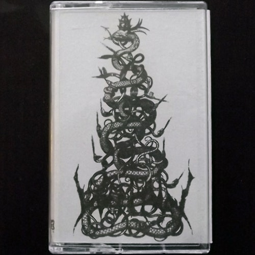 WATAIN Casus Luciferi (InCoffin - Thailand reissue) (EX) TAPE