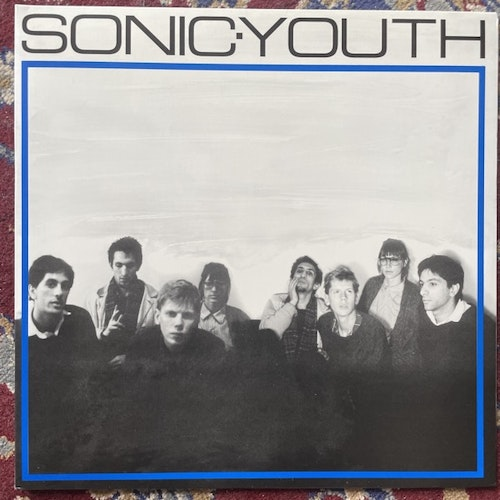 SONIC YOUTH Sonic Youth (Goofin' - USA 2006 reissue) (EX) 2LP