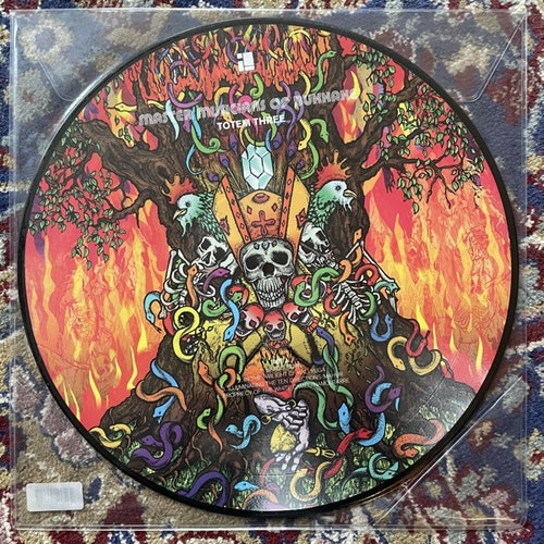 MASTER MUSICIANS OF BUKKAKE Totem Three (Important - USA original) (EX) PIC LP