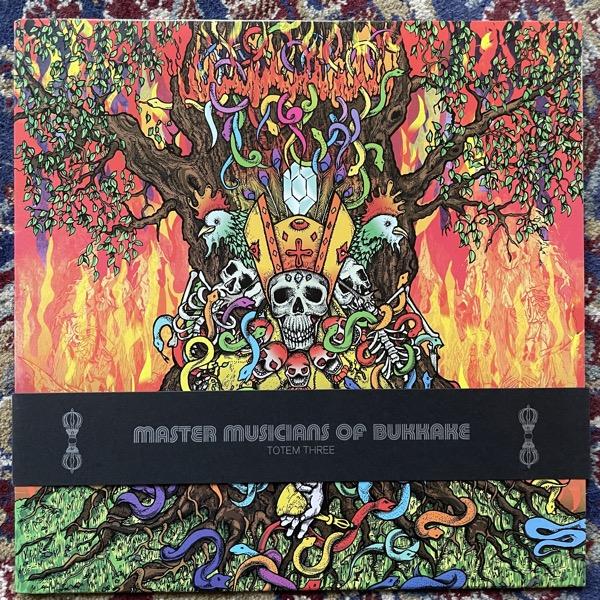 MASTER MUSICIANS OF BUKKAKE Totem Three (Important - USA original) (NM/EX) LP