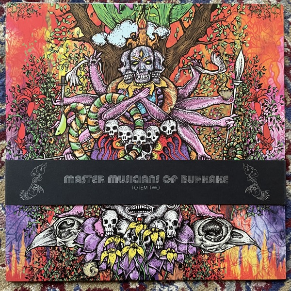 MASTER MUSICIANS OF BUKKAKE Totem Two (Important - USA original) (EX) LP
