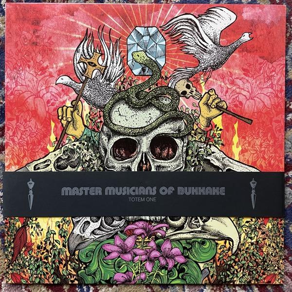 MASTER MUSICANS OF BUKKAKE Totem One (Important - USA reissue) (EX/NM) LP