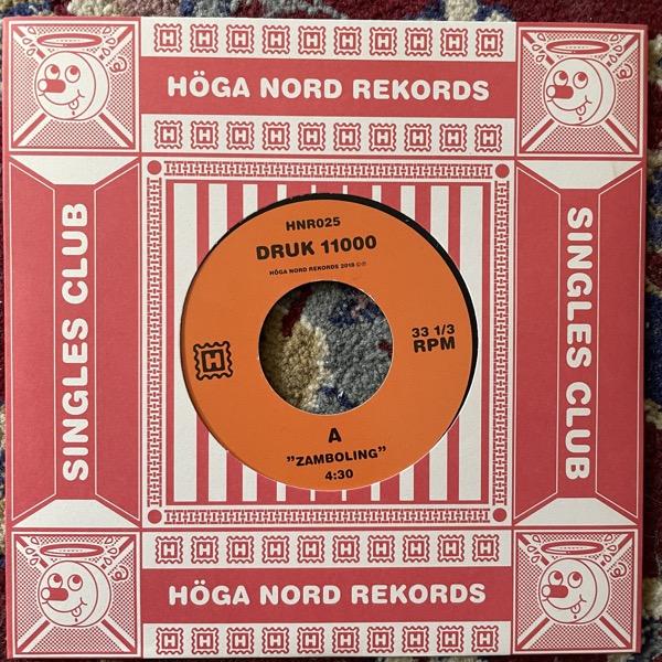 "DRUK 11000 Zamboling (Höga Nord - Sweden original) (NM) 7"""