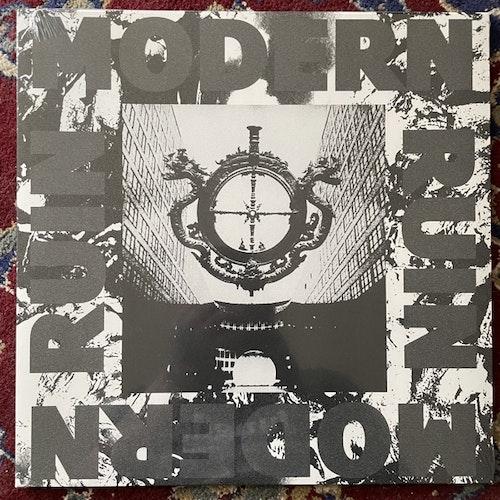 MODERN RUIN Unemployment Line Disco (Höga Nord - Sweden original) (SS) LP