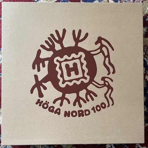 """VARIOUS Höga Nord 100 - The Effect Will Last Forever (Höga Nord - Sweden original) (NM) 10x12"""" BOX"""
