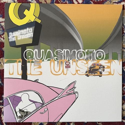 QUASIMOTO The Unseen (Stones Throw - USA early reissue) (EX) 2LP