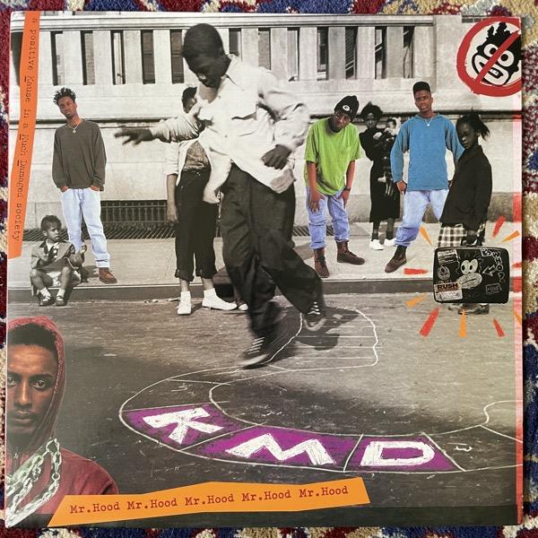 KMD Mr. Hood (Traffic - USA 2004 reissue) (EX) 2LP