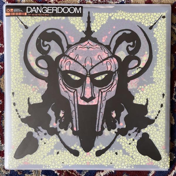 DANGERDOOM The Mouse And The Mask (Lex - UK original) (NM/EX) 2LP