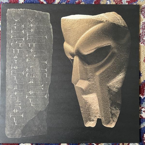 MF DOOM Born Like This (Lex - UK original) (NM/EX) 2LP