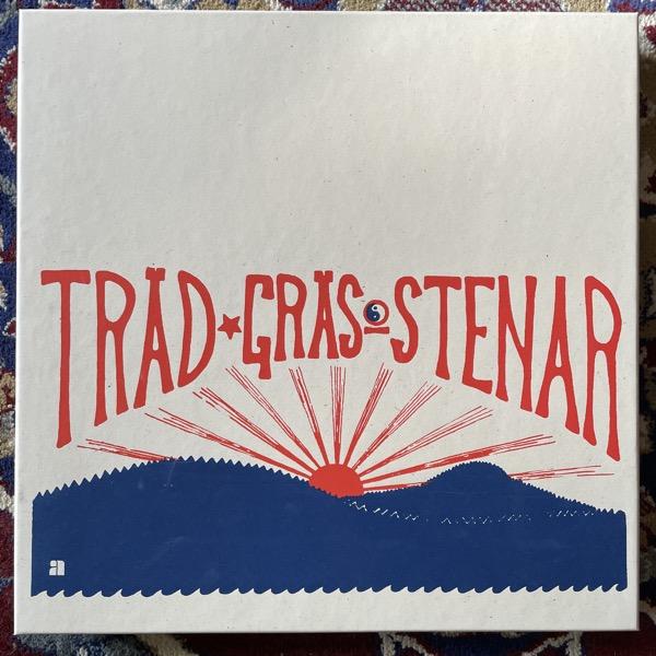 TRÄD, GRÄS OCH STENAR Träd, Gräs Och Stenar (Anthology - USA original) (NM) 6LP BOX