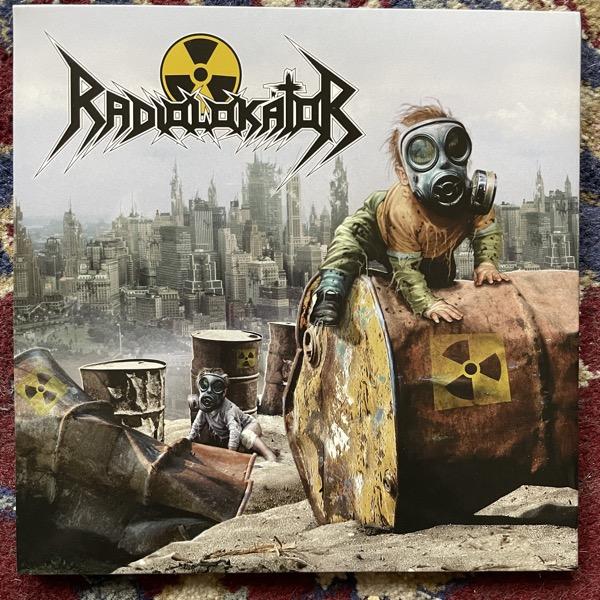 "NUNSLAUGHTER / RADIOLOKÁTOR Split (Doomentia - Czech Republic original) (NM/EX) 7"""
