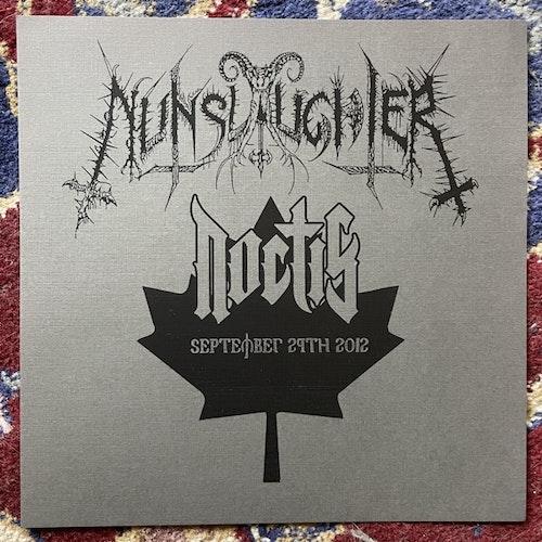 """NUNSLAUGHTER Noctis (Nunslaughter - USA original) (NM) 7"""""""