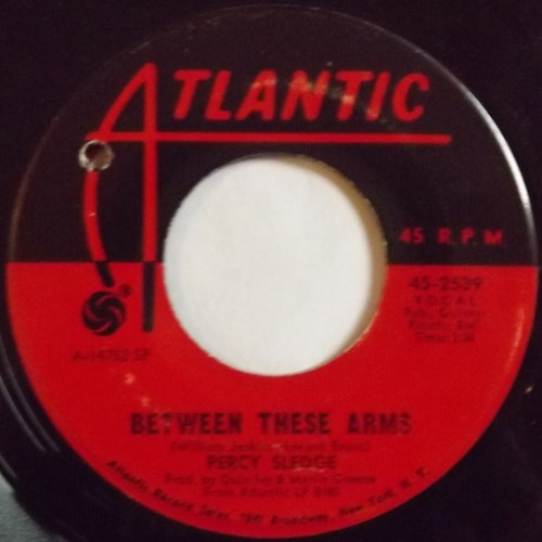 "PERCY SLEDGE Sudden Stop (Atlantic - USA original) (VG+) 7"""
