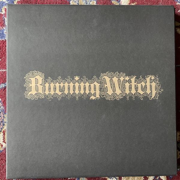 BURNING WITCH Crippled Lucifer (Southern Lord - USA original) (NM) 4LP+DVD BOX
