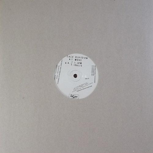 "PEACE DIVISION Move (Stoopidness - UK original) (EX) 12"" EP"