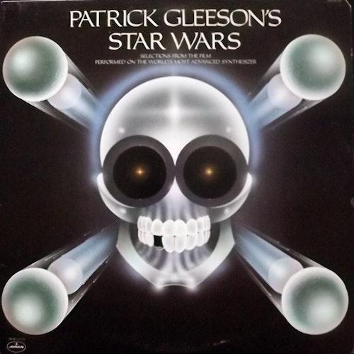 PATRICK GLEESON Patrick Gleeson's Star Wars (Mercury - USA original) (VG/VG+) LP