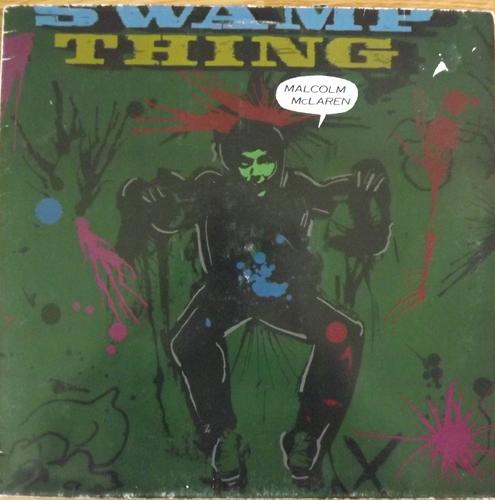 MALCOLM MCLAREN Swamp Thing (Charisma - Europe original) (VG) LP